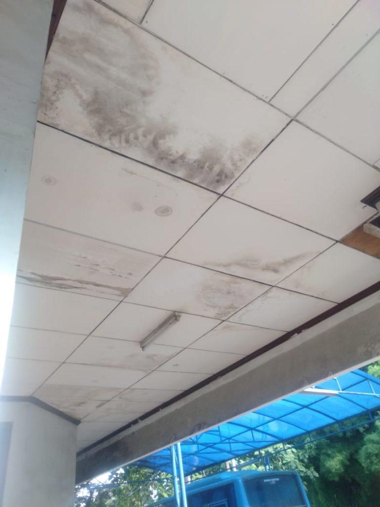 cara mengatasi atap rumah yang bocor